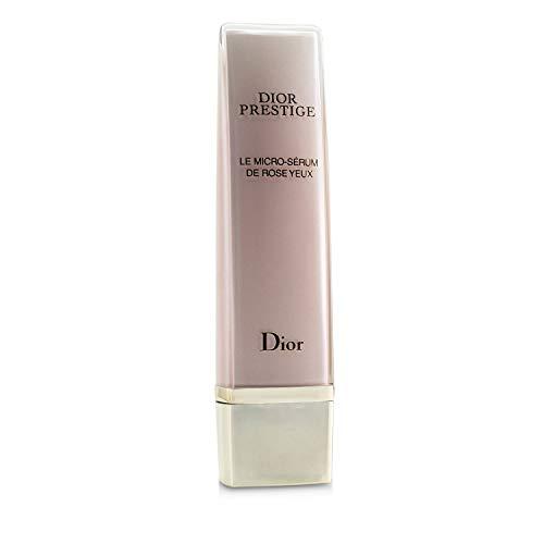 Christian Dior Prestige Siero Contorno Occhi Micro-Nutriente Illuminante Anti-Età, 15 ml