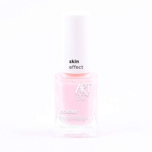 Art 2C Celestial Dream Soft Skin Effect Nail Polish - Smalto per unghie effetto 'pelle morbida', 6 colori, 12 ml, colore: SS03