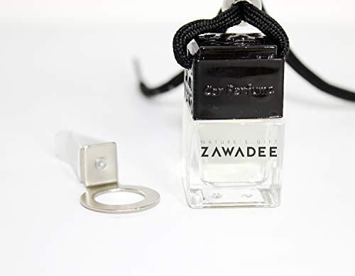 Zawadee - Deodorante per auto da uomo, con clip di ventilazione