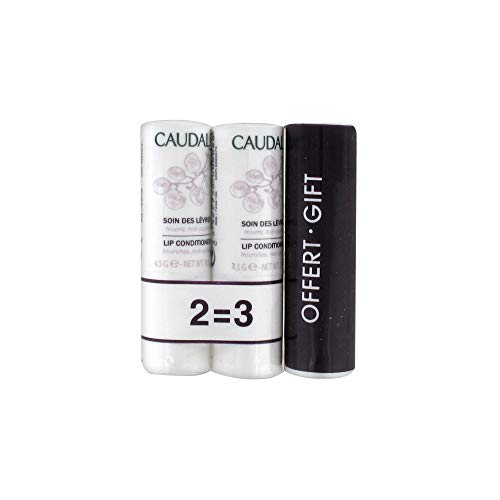 Caudalie Pack 2=3 Lip Conditioner 4,5gr