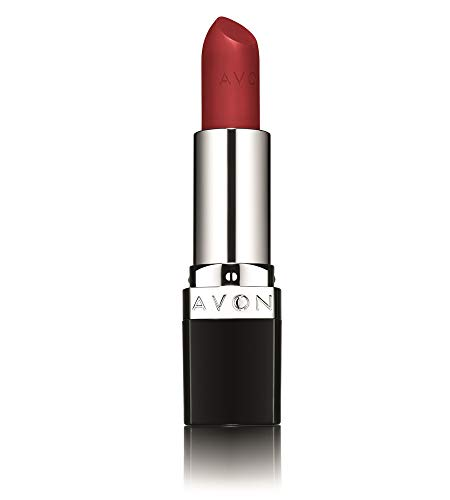 Avon True Color Perfectly Matte - Rossetto Sunbaked Red