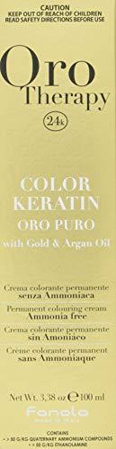 Fanola Oro Therapy Color Keratin Puro