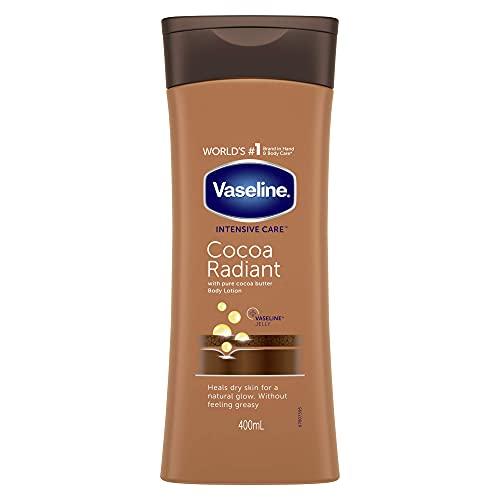 Vaseline Intensive Care - Crema Corpo al Cacao, 400ml