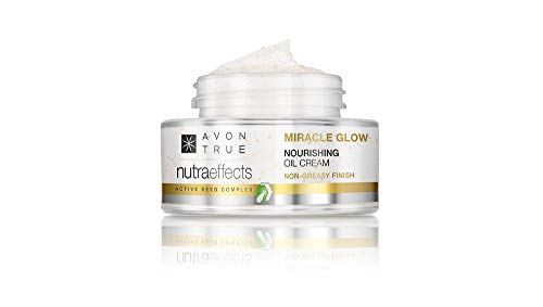 AVON TRUE NUTRAEFFECTS - Crema da giorno nutriente Miracle Glow