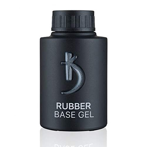 Professional Rubber Base Gel By Kodi | 35ml | Soak Off, Polish Fingernails Coat Gel | For Long Lasting Nails Layer | Easy To Use, Non-Toxic & Scentless | Cure Under LED Or UV Lamp