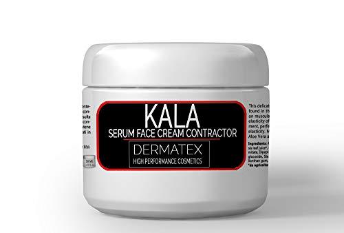 DERMATEX Siero Viso a Contrattura Muscolare ed Effetto Botox. Potente antirughe viso collo e decolleté. Formulazione esclusiva per pelli mature. Prodotto 100% made in Italy. 50ML.
