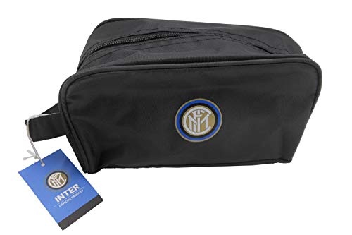 Inter beauty nero con logo, one size