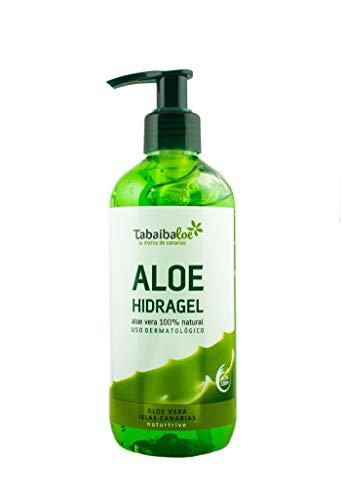 TABAIBA Gel Idratante Hydragel con Aloe Vera 300 ml Tabaibaloe