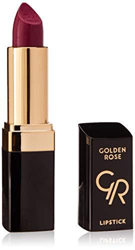Golden Rose - Rossetto idratante senza parabeni, n. 148, rosa indiana