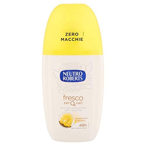 Neutro Roberts Deodorante Vapo Fresco Giallo - 75 ml