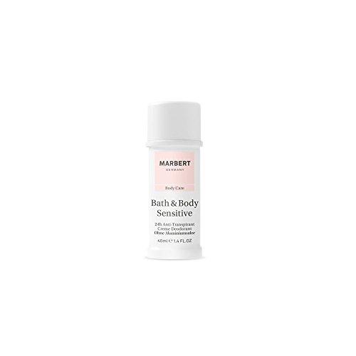 Marbert Bath & Body Sensitive deodorante crema 40 ml