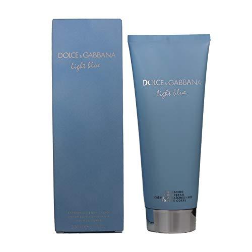 Dolce&Gabbana Light Blue - Crema corpo rinfrescante Donna, 200 ml