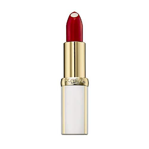 L'Oréal Paris Age Perfect - Rossetto in n° 394 Flaming Carmin, cura intensa, lucidatura, colore rosso scuro, 4,8 g