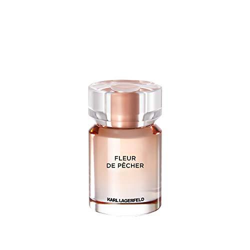 Karl Lagerfeld Fleur De Pêcher Eau de Parfum Spray Donna, 50ml