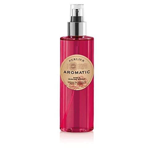 Perlier Aromatic Acqua Profumata per il Corpo Rosa & Muschio Bianco 200 ml