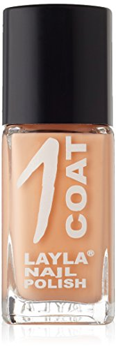 Layla Cosmetics–1Coat Smalto per unghie n ° 32, 1er Pack (1x 17ml)