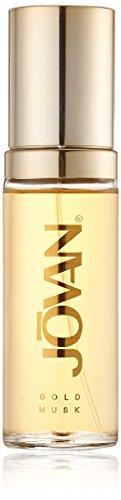 Jovan Gold Musk Eau de Parfum Natural Spray for Woman, confezione da 1 (1 x 59 ml)
