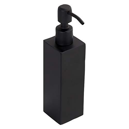 Liseng Nuovo Acciaio Fatto A Mano Nero Sapone Liquido Dispenser Accessori Bagno Cucina Hardware Comodo Moderno