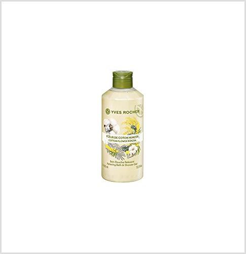 Yves Rocher Bagnodoccia Fiori di Cotone e Mimosa (400ml)