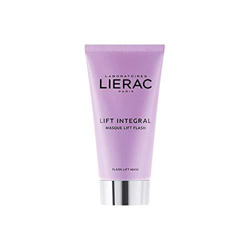 LIERAC Lift Integral Maschera Viso Antirughe senza Risciacquo con Acido Ialuronico, per Tutti i Tipi di Pelle, Formato da 75 ml