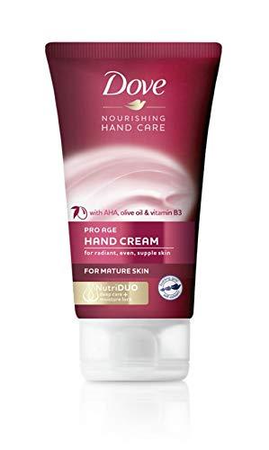 Dove Nutriente Body Care Pro Age - Crema mani (confezione da 1)