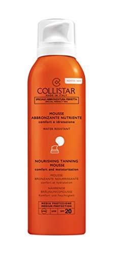 COLLISTAR Mousse Abbronzante Nutriente (SPF 20) - 200 ml.
