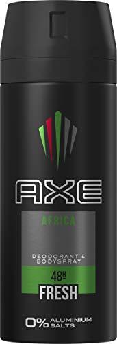 Axe, deodorante antitraspirante (etichetta in lingua italiana non garantita)