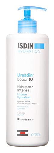 Isdin Ureadin Lotion 10 | Lozione corpo idratante intensa con 10% Urea ISDIN | Per pelle secca 1 x 400ml