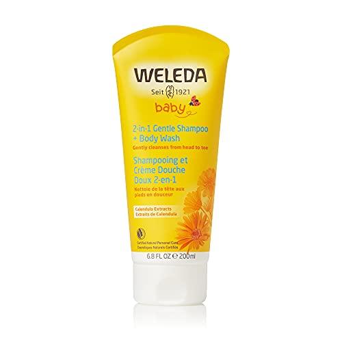 Weleda Calendula Shampoo Corpo e Capelli, 200ml