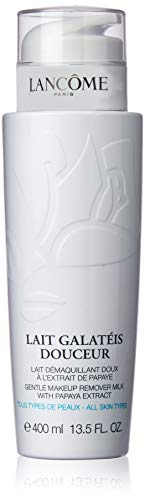 Lancome Galateis Douceur Gentle Softening Cleansing Fluid, Face&Eyes, Donna, 400 ml
