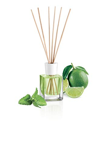 Tescoma 906516 Fancy Home Diffusore di Essenza Mojito, Vetro, Verde, 100 ml, 1 Pezzo