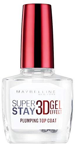 Maybelline New York Superstay 7 Days 3D Gel Top Coat Effetto Gel