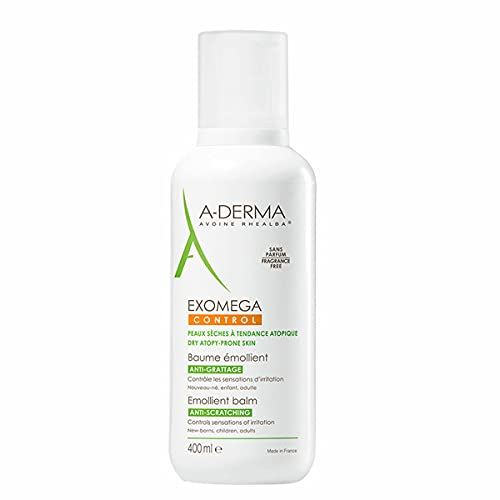 Aderma Exomega Control - Balsamo corpo emolliente 400 ml