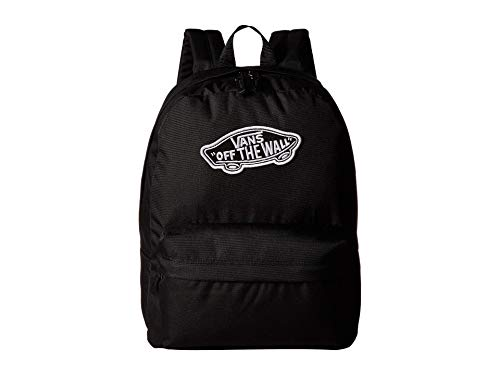 Vans Realm Backpack Zaino Casual, 42 cm, 22 liters, Nero (New Black)
