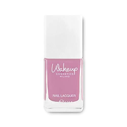 Wakeup Cosmetics Milano Smalto unghie, finish luminoso, lunga durata, Candy Cotton