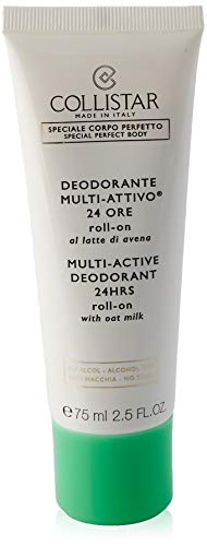 Collistar Deodorante Roll-On Multi - Attivo 24 Ore - 75 ml