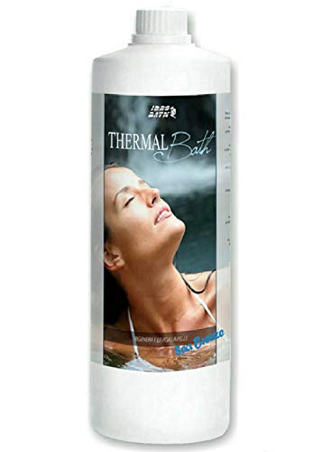 Thermal Bath Sea Breeze 1 Lt - Aqua TERMALE con Magnesio, Potassio e Iodio per Piscina e Idromassaggio (Jacuzzi,Teuco,Dimhora,Index,Bestway, ECC.)-Spedizione IMMEDIATA