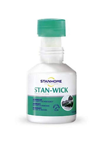 STANHOME Stan Wick Soffio di Montagna - Verde - Deodorante per Ambienti con stoppino