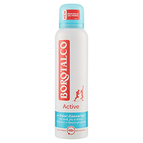 Borotalco Deodorante Spray, 150ml