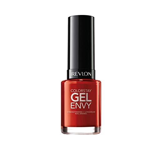 Revlon Smalto Per Unghie Colorstay Gel Envy N ° 550.All Si Red - 140 Gr