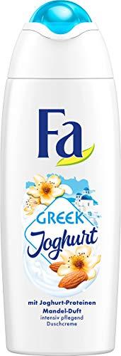 FA doccia yogurt greco, confezione da (6X 250ML)
