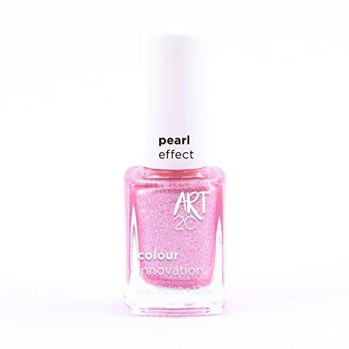 Art 2C Worship Me Diamond & Pearl Effect Nail Polish - Smalto per unghie effetto diamante e perla, 6 colori, 12 ml, colore: DP01