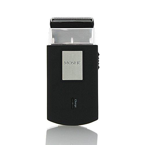 Moser Mobile Shaver Reiserasierer 3615, batteria, ricaricabile