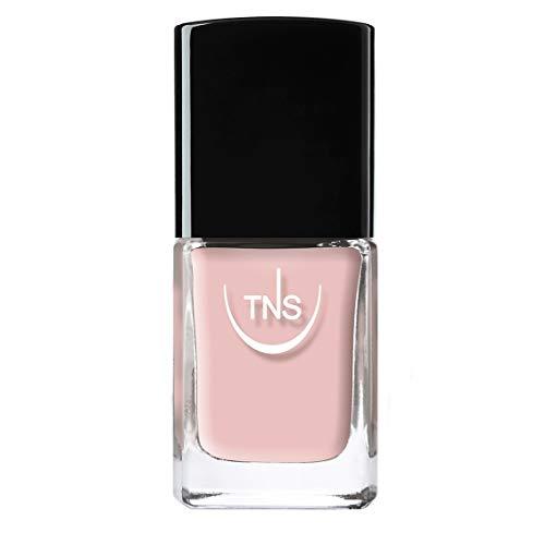 TNS Cosmetics - Milky Rose smalto rosa lattiginoso formula professionale, luminoso. 10 ml