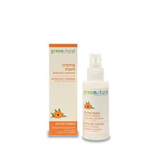Greenatural, Crema mani (100ml)