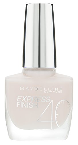 Maybelline - Smalto per unghie Express Finish, ad asciugatura rapida, 1 x 10 ml