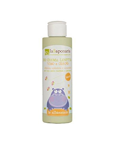 Bio crema lenitiva viso e corpo - La Saponaria