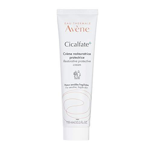 Avene Eau Thermale Avene Cicalfate + Crema Ristrutturante Protettiva 100 Ml - 100 Gr