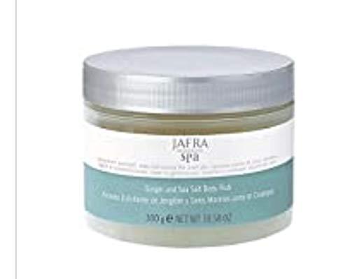 Jafra - SPA, zenzero e sale marino, esfoliante per il corpo, 300g