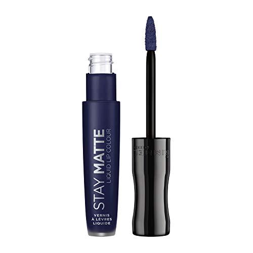 Rimmel Stay Matte Liquid Lip, 5.5 ml, Blue Iris
